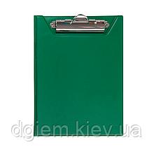 Кліпборд-папка А5 PVC BUROMAX