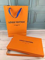 Подарочная коробка пакет Louis Vuitton Луи Витон