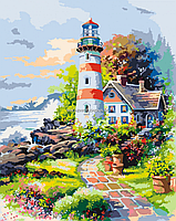 Картина за номерами Ідейка «Притулок мрій», 40x50 см КНО2719, фото 3