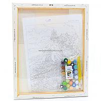 Картина за номерами Ідейка «Притулок мрій», 40x50 см КНО2719, фото 4