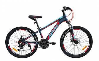 """Велосипед ARDIS COLT 24"""" MTB AL Cиний"""