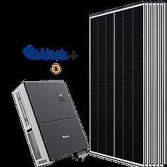 Солнечная электростанция ACRUX – SunPower 30 кВт (сетевая)