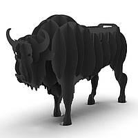 Мангал розбірний Зубр 3D, мангали звірі для будинку