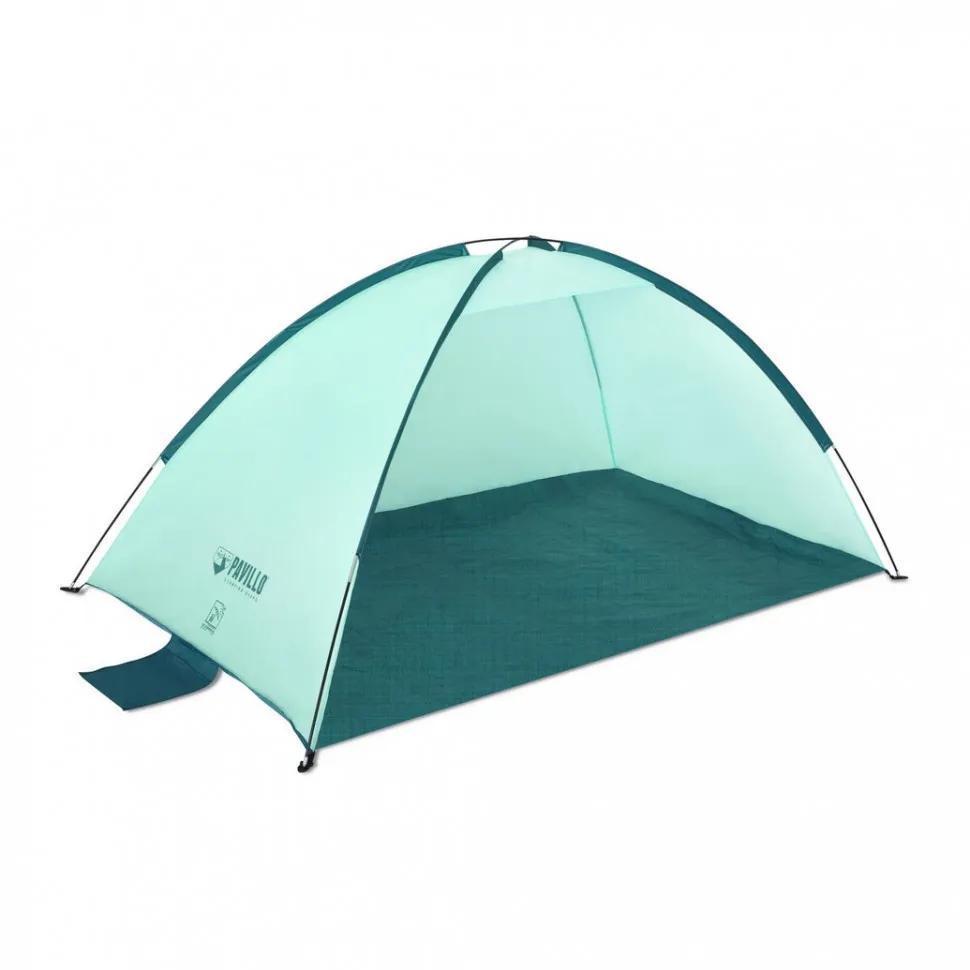 """Палатка 2-местная 200х120х95см """"Beach Ground 2"""" 1 слой, 190T polyester PA, 300mm, 110гр/м2 PE"""