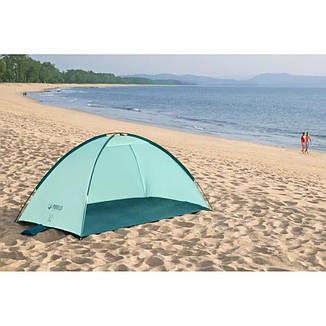 "Палатка 2-местная 200х120х95см ""Beach Ground 2"" 1 слой, 190T polyester PA, 300mm, 110гр/м2 PE, фото 2"