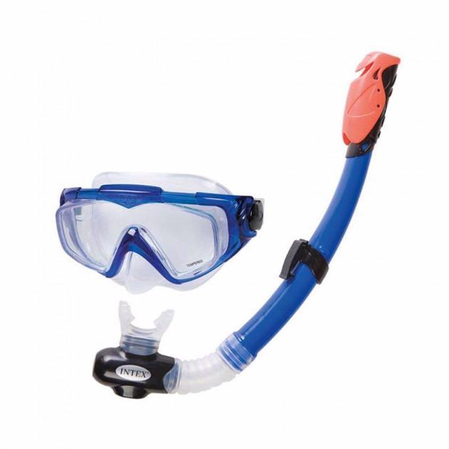 Набор для плавания Intex 55962 Silicone Aqua Pro Swim Set