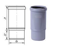 Компенсационная муфта 110. Внутренняя канализация Интерпласт.