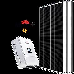 Солнечная электростанция AFORE – SunPower 30 кВт (сетевая) + WIFI