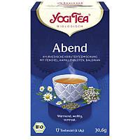 Чай Yogi Tea Abend Фенхель Ромашка Валер'яна 17s 30 g