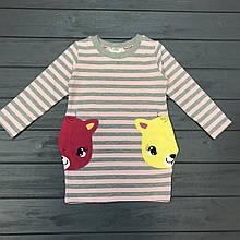 Детское нарядное платье BREEZE оптом р.92-116