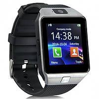Умные Часы Smart Watch DZ09  часы телефон, камера, шагомер + подарок