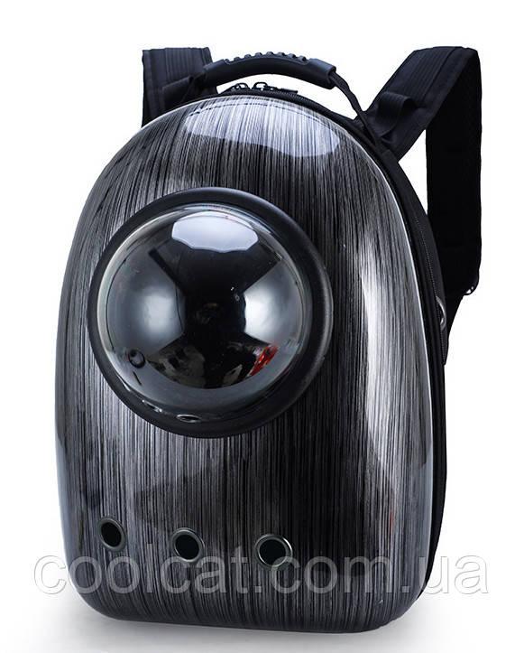 Рюкзак переноска для Кота Pet Backpack Capsule для кошек и собак / Сумка (42 х 32 х 29 см)