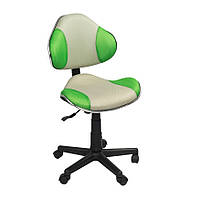 Дитяче крісло STR FW1 grey-green