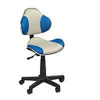 Дитяче крісло STR FW1 grey-blue