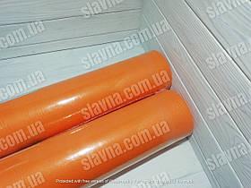 Простынь спанбонд в рулоне 0,8х100м пл 20г/м2 Оранжевый