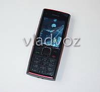 Корпус Nokia X2 00 чёрный с клавиатурой class AAA