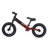 Велобег Corso Skip Jack 44538 12 черно-красный, фото 2