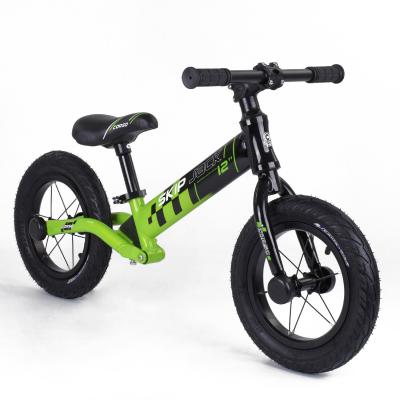 Велобег Corso Skip Jack 95112 12 черно-зеленый
