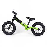 Велобег Corso Skip Jack 95112 12 черно-зеленый, фото 2