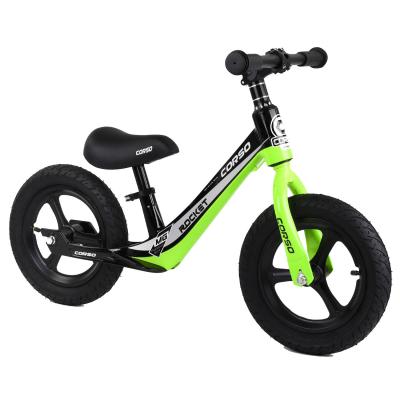 Велобіг від Corso 14452 12 чорно-зелений