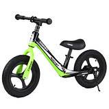 Велобіг від Corso 14452 12 чорно-зелений, фото 2
