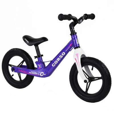 Велобег Corso 22709 12 фиолетовый
