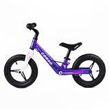 Велобег Corso 22709 12 фиолетовый, фото 2