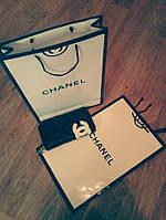 Брендовые  пакеты Бумажные подарочные Шанель