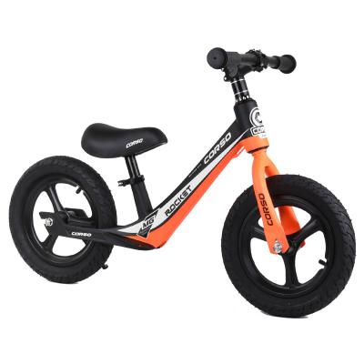 Велобіг від Corso 25825 12 чорно-помаранчевий