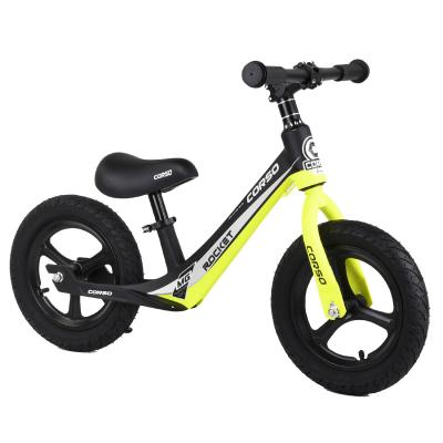 Велобіг від Corso 63181 12 жовто-чорний