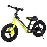 Велобіг від Corso 63181 12 жовто-чорний, фото 2