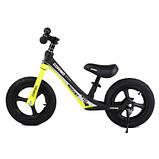 Велобіг від Corso 63181 12 жовто-чорний, фото 3