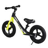 Велобіг від Corso 63181 12 жовто-чорний, фото 4
