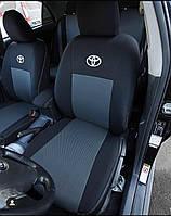 Модельные автомобильные чехлы TOYOTA COROLLA (2006-2012)