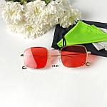 Сонцезахисні квадратні окуляри (унісекс), фото 4