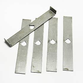 Комплект ножей для зернодробилки Эликор-1, исп-1, исп-2, исп-4