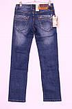 Чоловічі джинси класичного покрою, фото 2