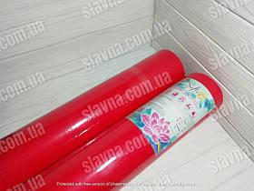 Простынь спанбонд в рулоне 0,8х100м пл 25г/м2 Красный