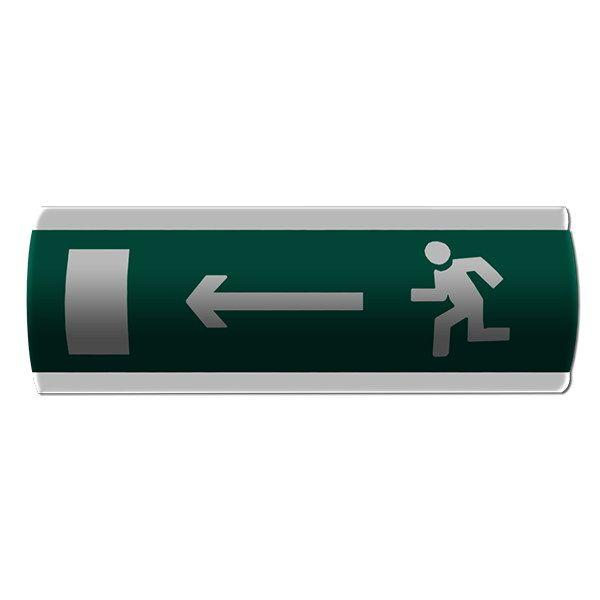 "Оповещатель световой ""Напрямок виходу наліво"" Сержант У-07-12/24"