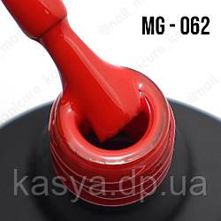Гель-лак MG №062 (Sangria), 8 мл