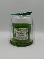 Свічка ароматична Green Tea 90г