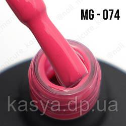 Гель-лак MG №074 (Amaranth), 8 мл