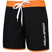 Дитячі пляжні шорти плавки Aqua Speed Evan Junior шорти для хлопчиків