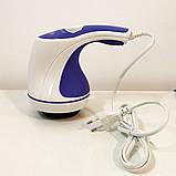 Комплект: массажер для тела Relax and Spin Tone + массажер миостимулятор пояс для похудения AbGymnic, фото 7