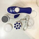 Комплект: массажер для тела Relax and Spin Tone + массажер миостимулятор пояс для похудения AbGymnic, фото 10