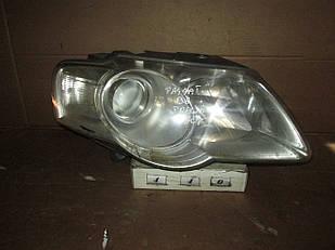 №440 Б/у фара права  3C0941006 для VW Passat B6 2005-2010(Дефект)