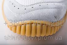 Кеды спортивные мужские прошитые 808 белый взрослый 41-46, фото 2