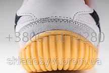 Кеды спортивные мужские прошитые 808 белый взрослый 41-46, фото 3