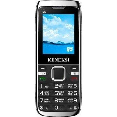 Телефон KENEKSI ART Q5 Dual Sim Black
