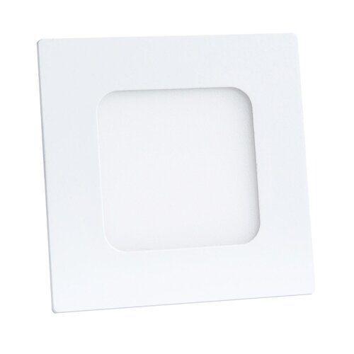 Светильник светодиодный Biom PL-S3 WW 3Вт квадратный теплый белый (LF-3)